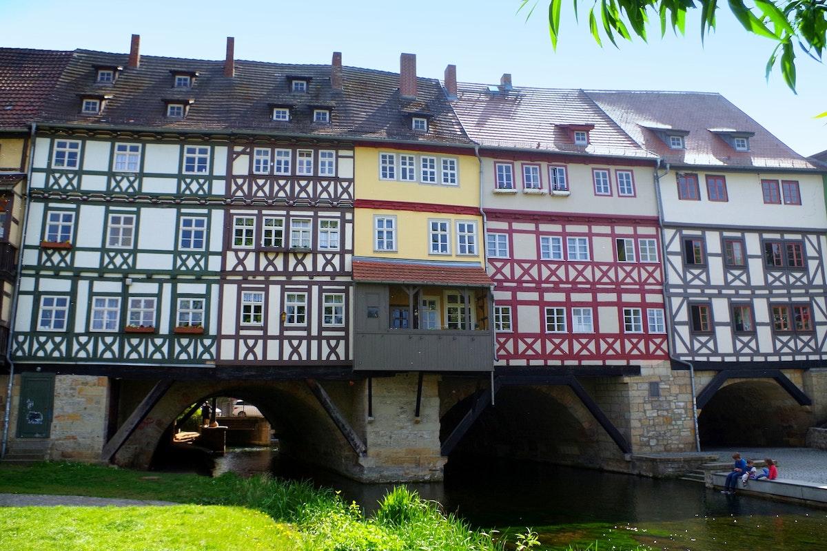 Erfurt: Ab in die Mitte