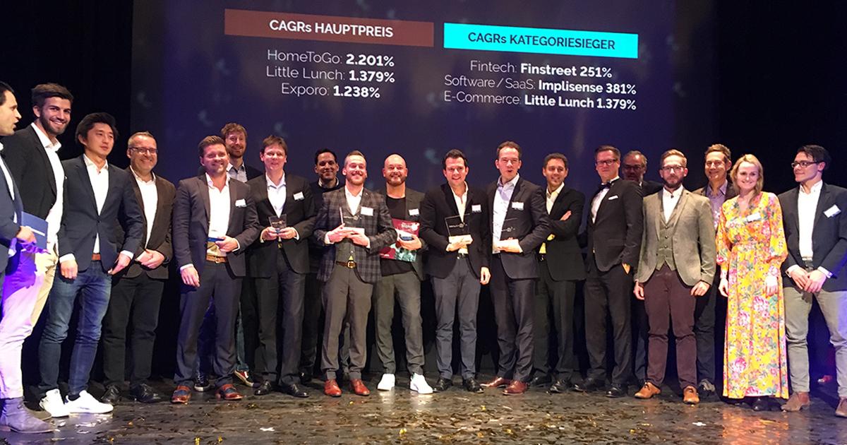 Hamburg, 1.12.2017 – Die Immobilieninvestment Plattform Exporo ist laut Gründerszene Wachstums-Ranking das am drittschnellsten wachsende Unternehmen in der deutschen Digitalbranche.