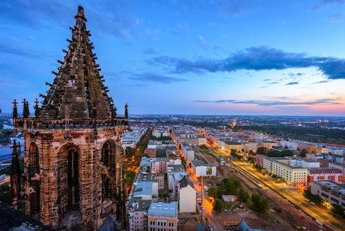 Magdeburg: Schöner Wohnen mit Elbblick