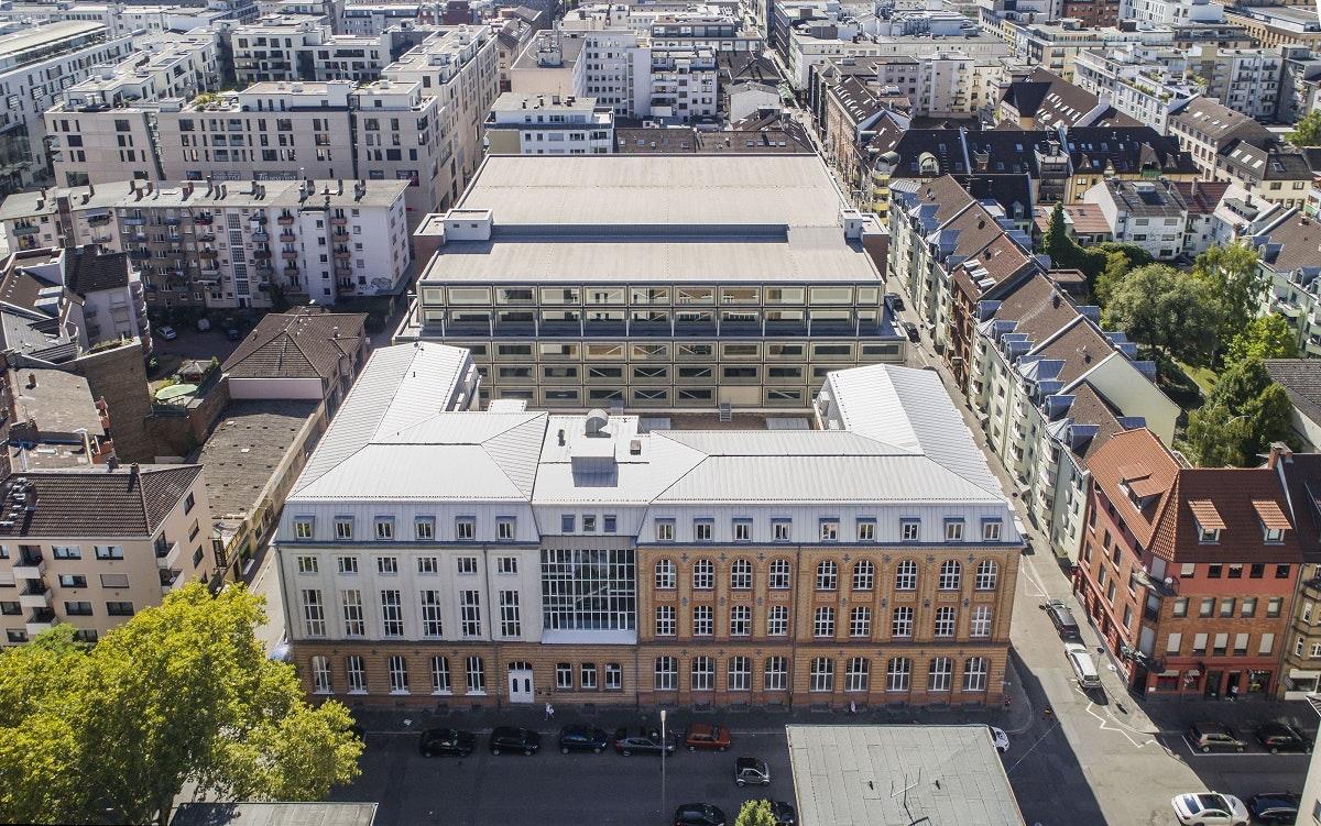 """""""Institut Mannheim"""", R 5, 6-13, 68161 Mannheim; Quelle: Exporo"""