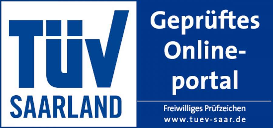 Exporo.de erhählt zertifiziertes TÜV–Siegel